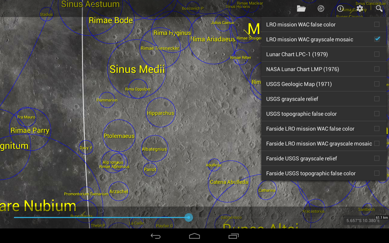 Apps para astronomia