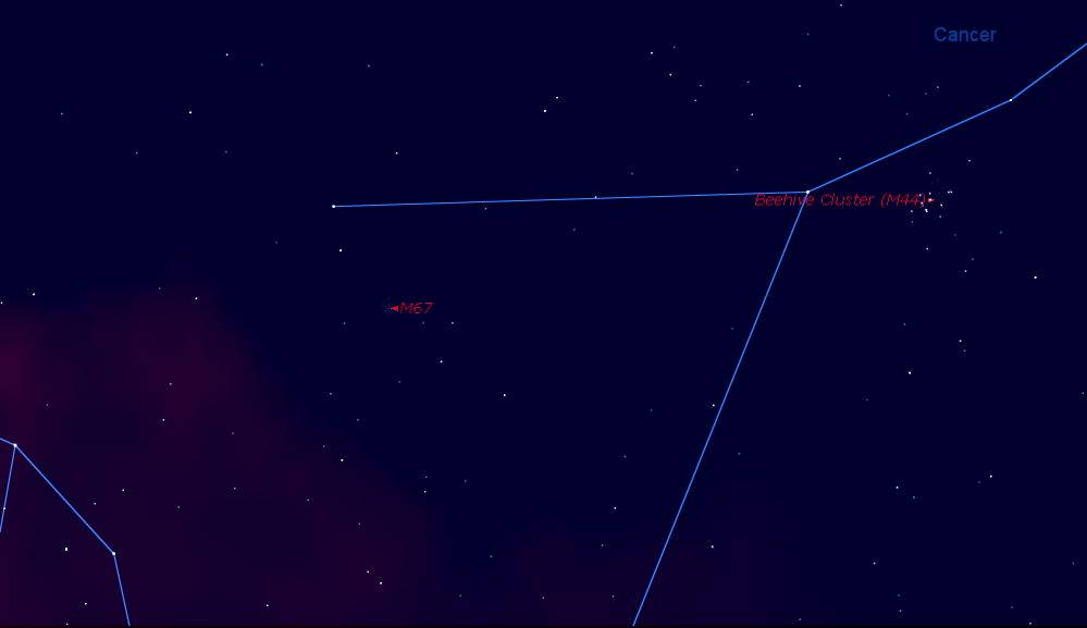Cúmulo abierto M67