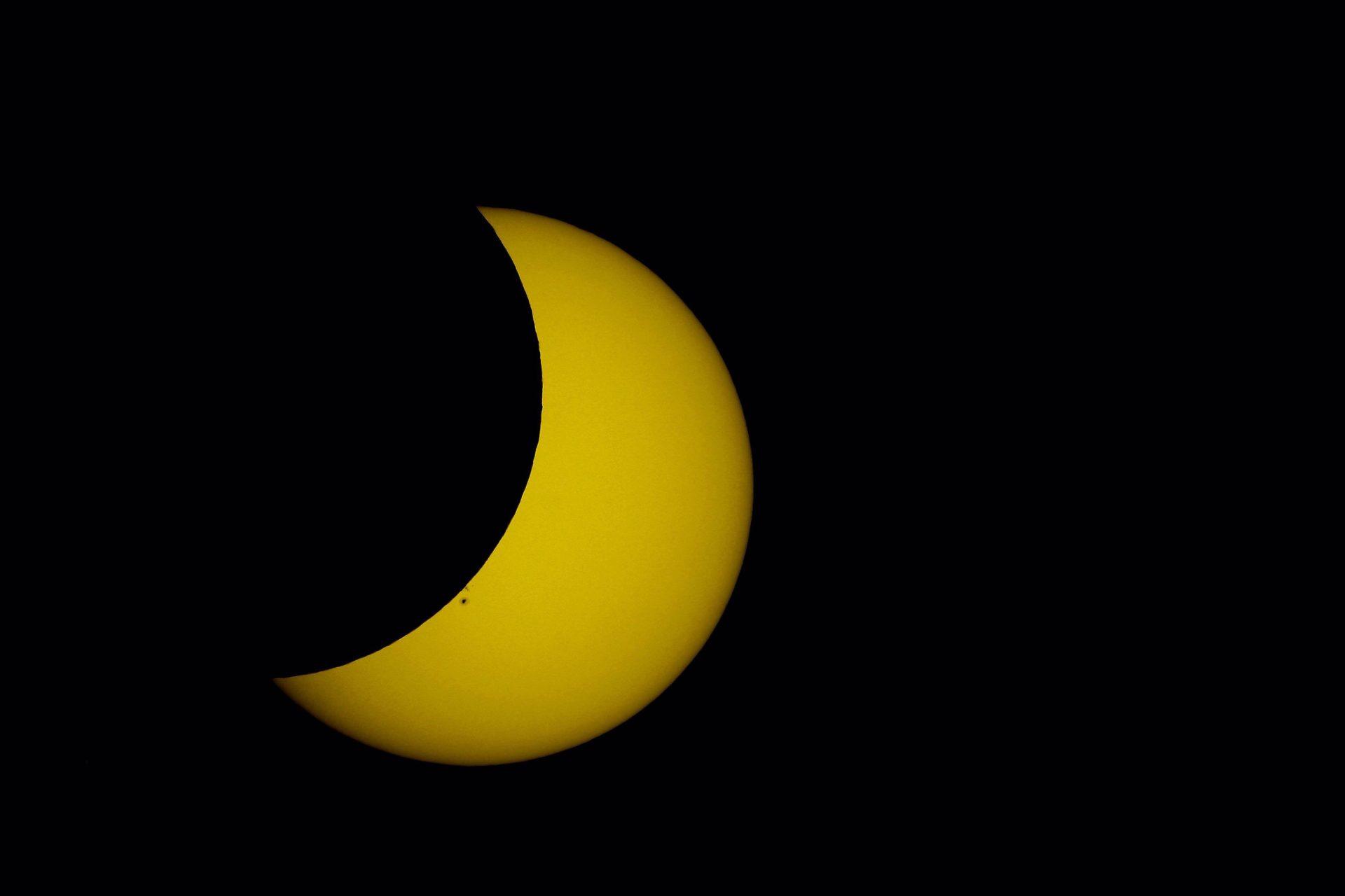 Máximo eclipse